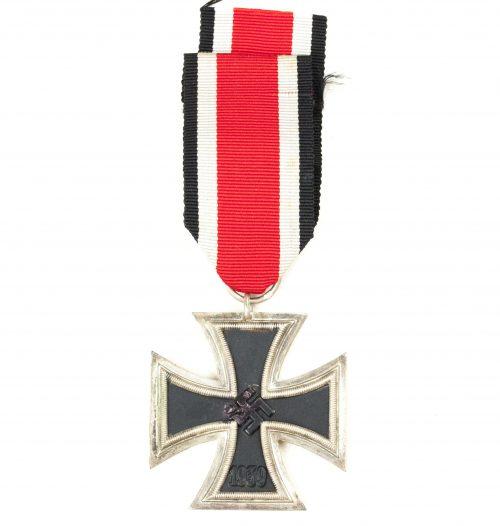 """Iron Cross second class (EK2) Eisernes Kreuz - maker marked """"93"""" (Richard Simm)"""