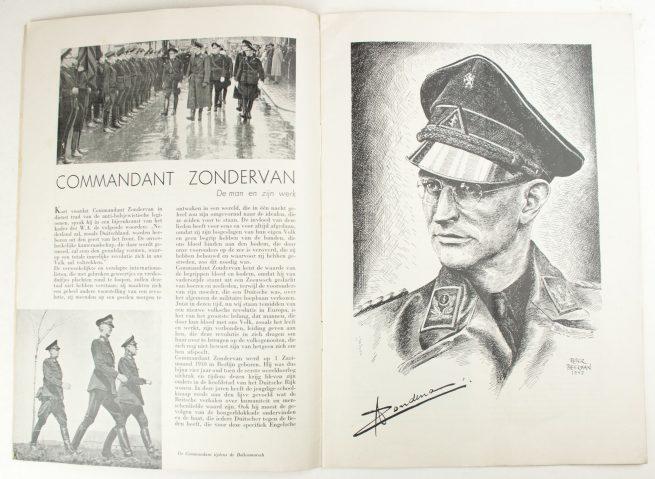 NSB - Ontwakend Volk WA nummer (Zaaimaand 1942)