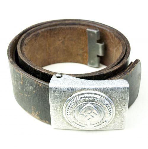 Reichsarbeitsdienst (RAD) buckle + belt