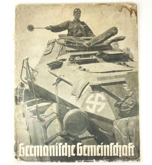 Waffen-SS Germanische Gemeinschaft Folge 2. (VERY RARE!)