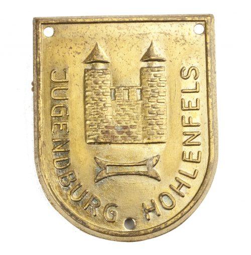 Deutsche Jugendherberge (DJH) - Jugendburg Hogenfels abzeichen