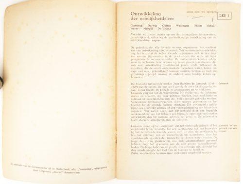 Dutch SS / Germanic SS - Erfelijkheid: een Levenswet