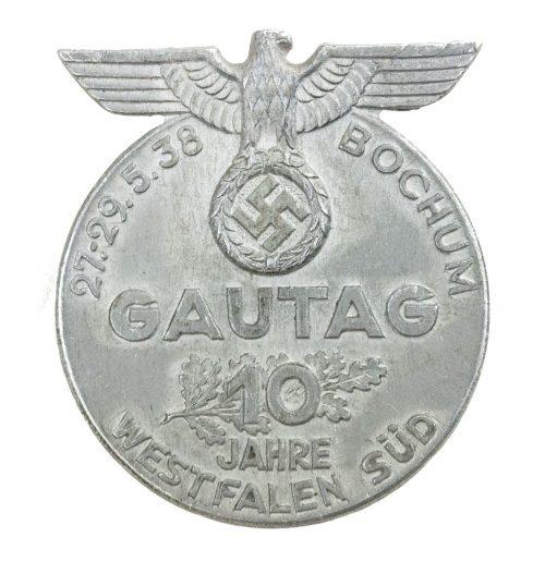 Gautag Bochem Westfalen Süd 1938