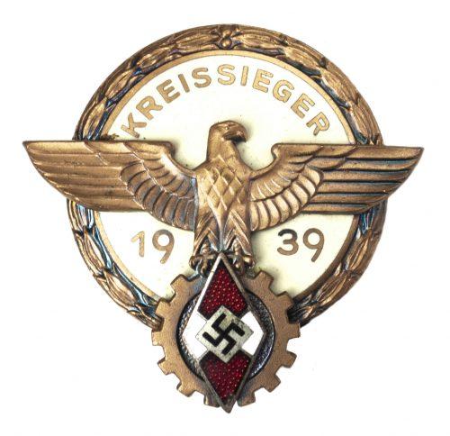 Hitlerjugend (HJ) Kreissieger 1939 (Aurich)