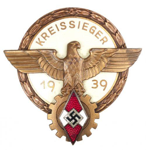 Hitlerjugend (HJ) Kreissieger 1939 (Ferd. Wagner)