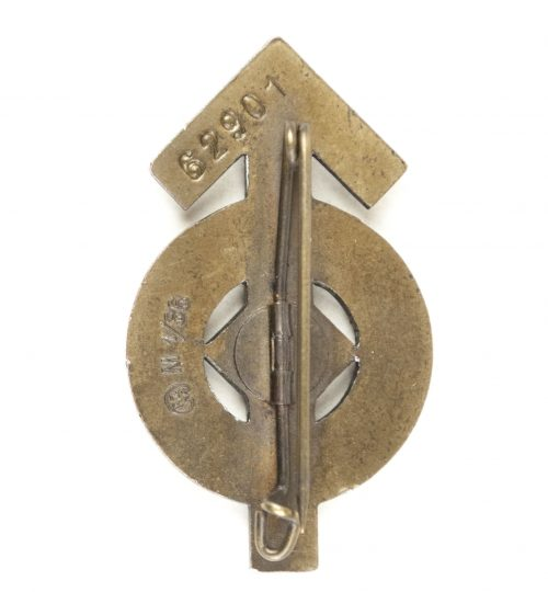 Hitlerjugend (HJ) Leistungsabzeichen in bronze
