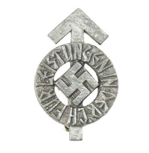 Hitlerjugend (HJ) Leistungsabzeichen silver miniature