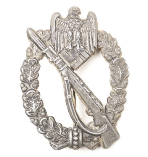 "Infanterie Sturmabzeichen (ISA) / Infantry Assault Badge (IAB) maker ""H"""