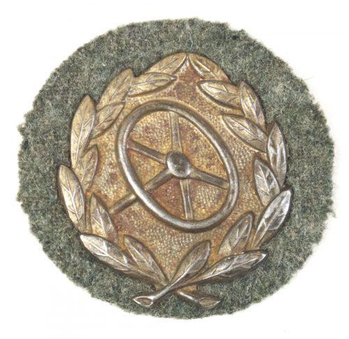 Kraftfahrbewärungsabzeichen in bronze