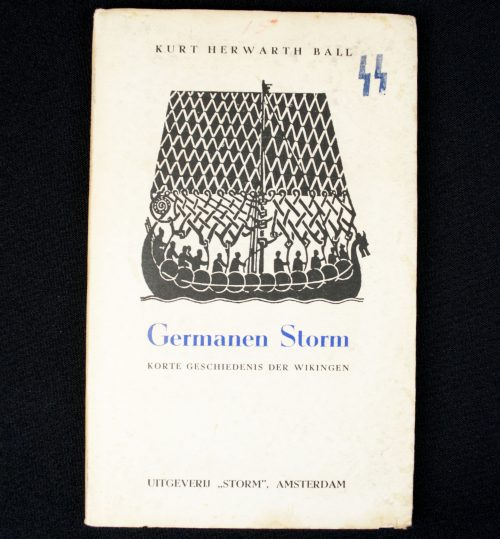 Kurt Herwarth Ball, Germanenstorm (Korte Geschiedenis der Wikingen)
