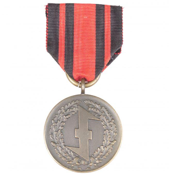 NSB W.A. Strijdersteken (WA Oldfighters medal)