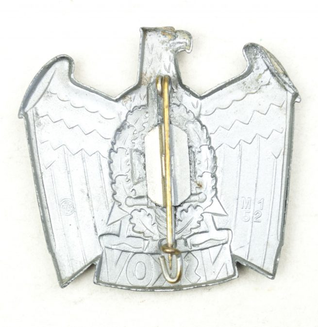 NSKOV eagle badge (maker marked RZM M1/42)