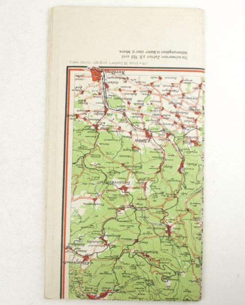 Niedersächsische Tageszeitung Map