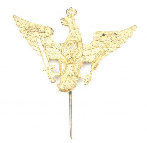 "Prussia imperial Eagle pin ""FRW"" (stickpin)"
