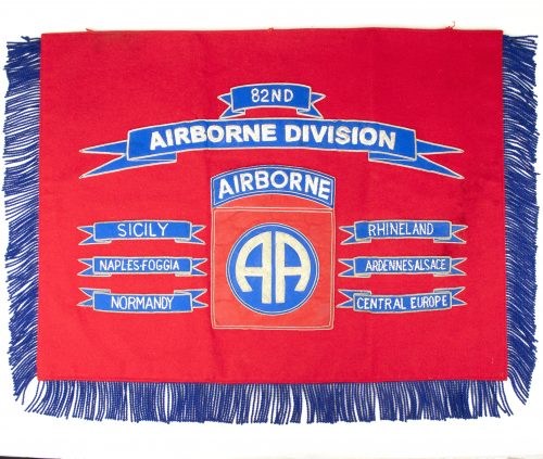 US WW2 82nd Airborne Division Flag