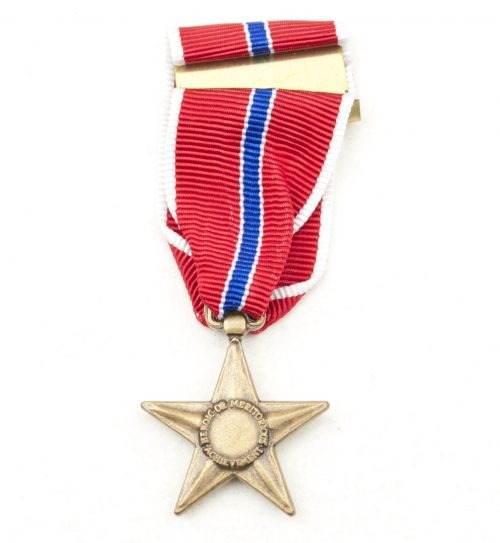 USA miniature Bronze star medal