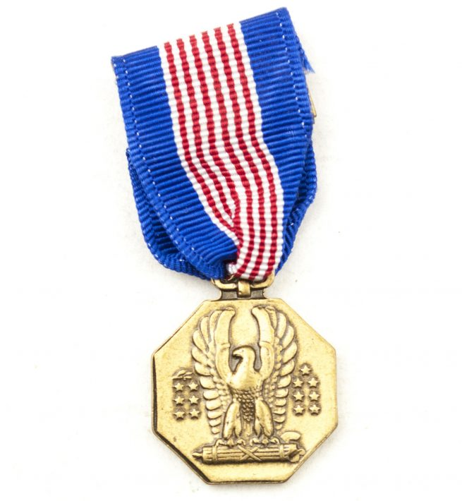 USA miniature Soldiers Medal for Valor