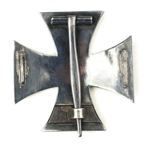 WWI Iron Cross first class (EK1) maker Godet
