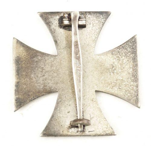 WWII Iron Cross first class (EK1) maker Steinhauer & Lück
