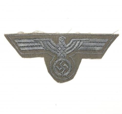 Wehrmacht late war uniform breasteagle