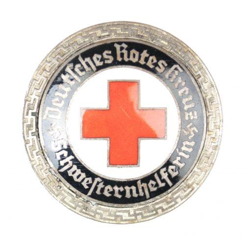 Deutsche Rotes Kreuz (DRK) Schwesternhelferin / Senior Helper's Service Brooch