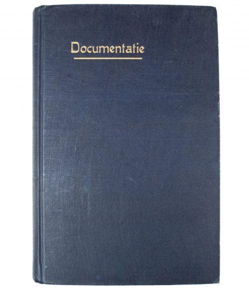Documentatie - Status en Werkzaamheid van organisaties en instellingen uit de tijd der Duitse bezetting van Nederland (NSB)