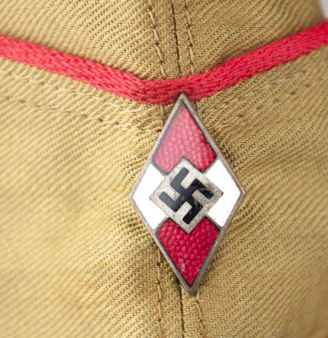 Hitlerjugend (HJ) sidecap / HJ Schiffchen