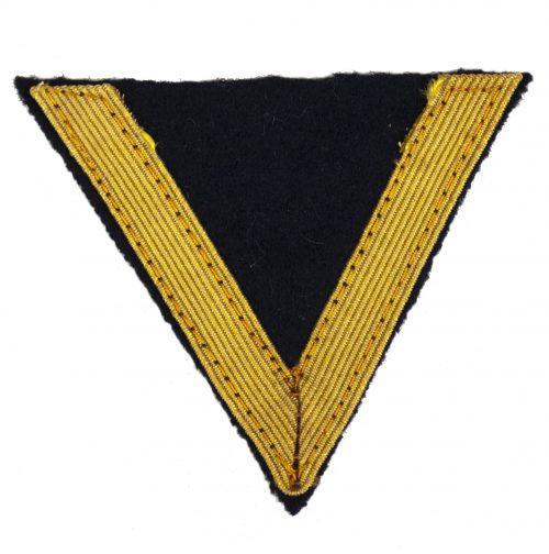 Kriegsmarine Ärmelabzeichen Gefreiter (Küstenartillerie?)