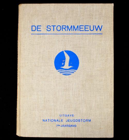 (NSB / Jeugdstorm) De Stormmeeuw: maandblad van den Nationale Jeugdstorm 7e Jrg (1940)