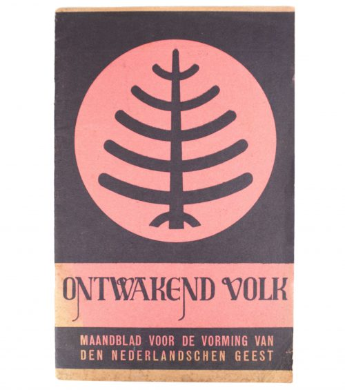 (NSB) Ontwakend Volk - Jrg 2. No.4 (15 Oct. 1937)