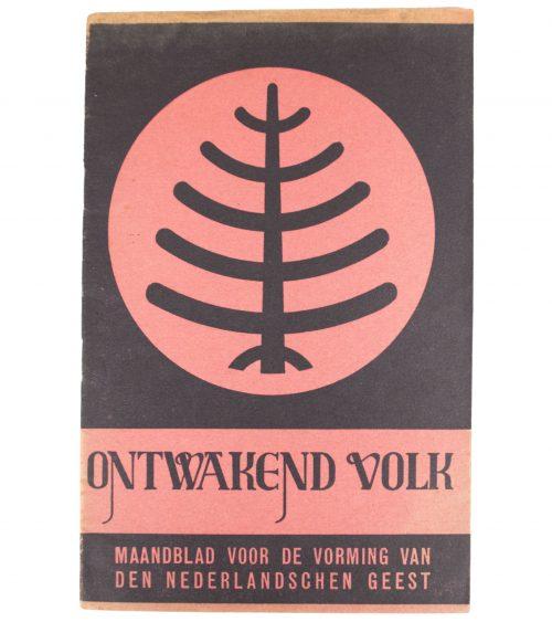 (NSB) Ontwakend Volk - Jrg 2. No.6 (5 dec 1937)