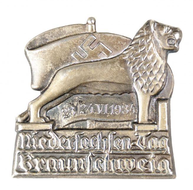 Niedersachsentag-Braunschweig-1934-badge