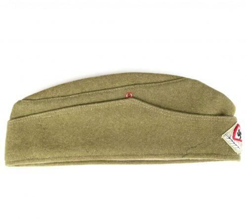 Reichsarbeitsdienst overseas cap (RAD Schiffchen für Unteroffiziere und Mannschaften)