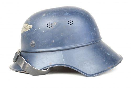 Reichsluftschutzbund / Luftschutz Gladiator Helmet size 55