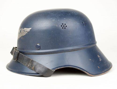 Reichsluftschutzbund / Luftschutz Gladiator Helmet size 56