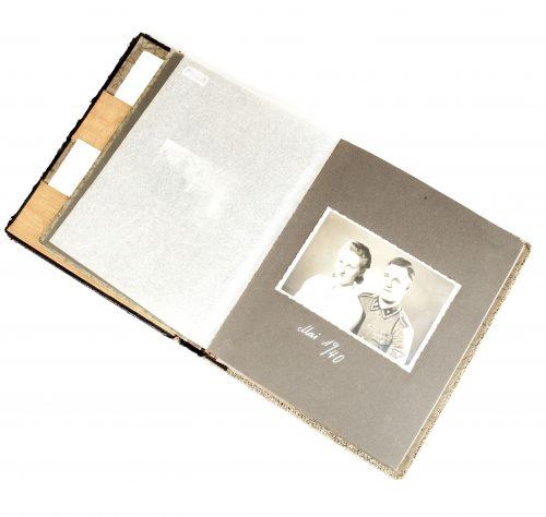 SS-Totenkopf-photoalbum-of-SS-Oberscharfuhrer-u.-SS-Stabscharführer-Erwin-Baase