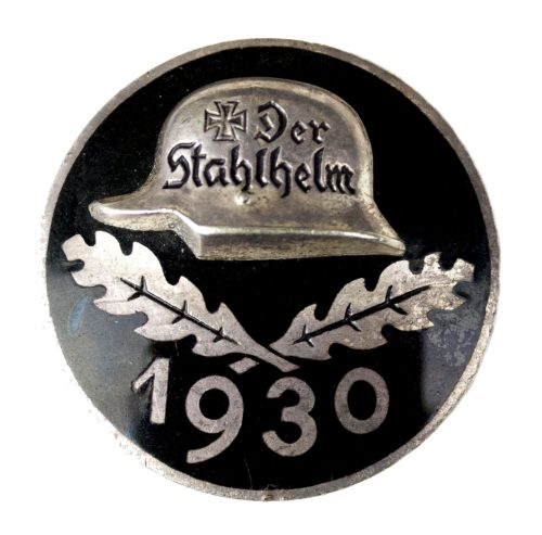 Stahlhelmbund Diensteintrittsabzeichen 1930