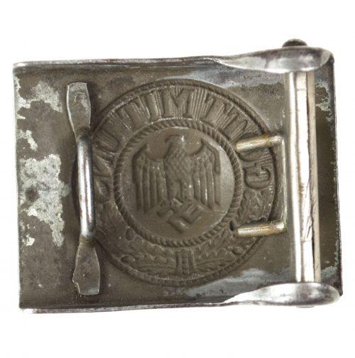Wehrmacht (Heer) buckle