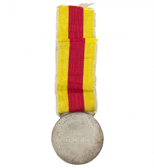 Baden silberne Verdienstmedaille