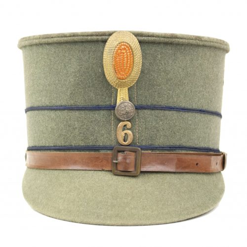 Dutch Army Military Cap / Kepie model 1916 M16 (laag model) Infanterie Regiment 6