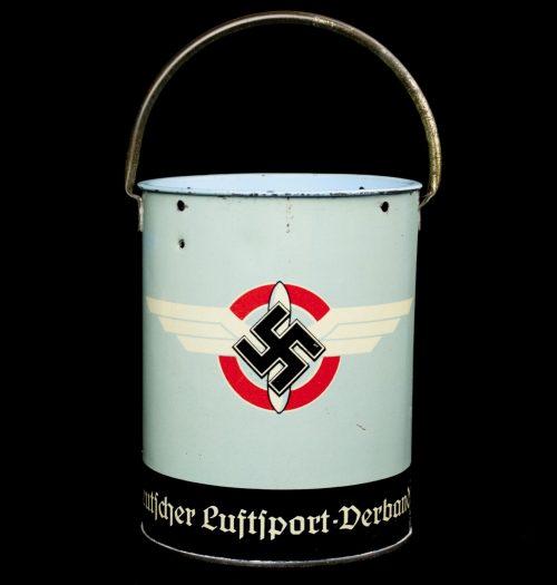 Deutscher Luftsport Verband (DLV) collecting can