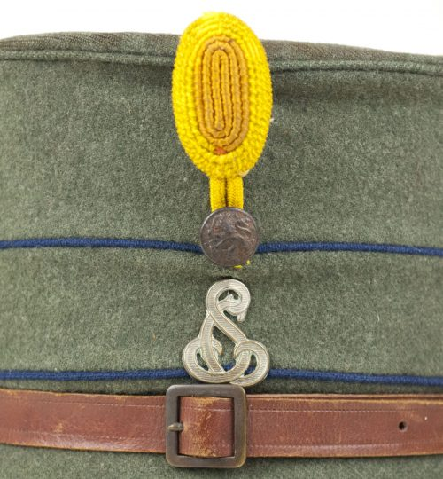 Dutch Army Military Cap / Infanterie Kepie model 1916 M16 laag model