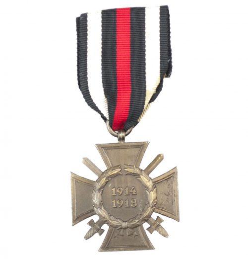 Frontkämpfer Ehrenkreuz (maker T. & T. L.)