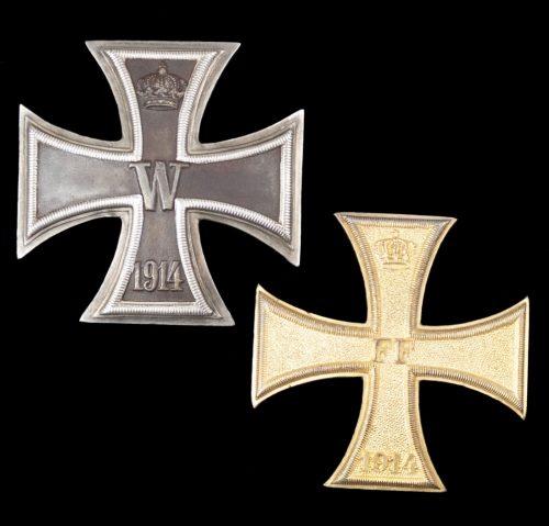 Mecklenburg-Schwerin Militärverdienstkreuz 1. Klasse
