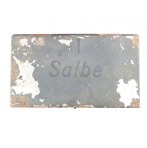 """Salbe Blechdose """"1"""" including 11 tubes (Medical Equipment)"""