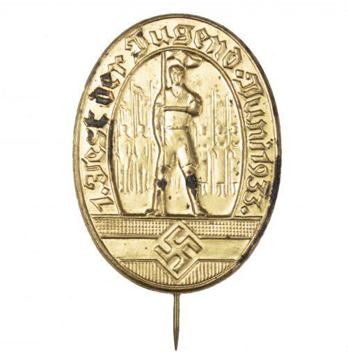 1. Fest der Jugend Juni 1933 badge