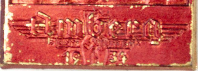 900 Jahre Amberg 1934 abzeichen