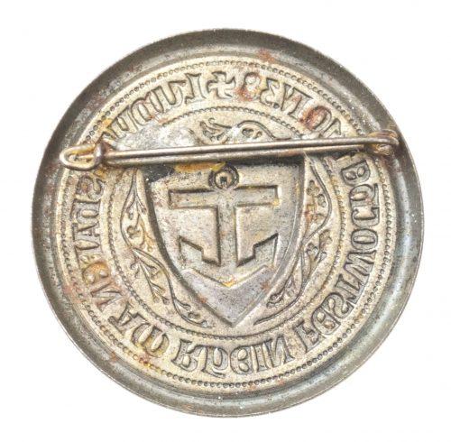 Festwoche 1-10-IV-38 Ludwigshafen am Rhein badge
