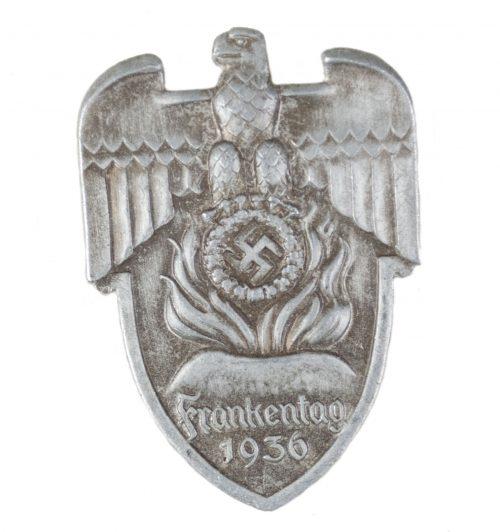 Frankentag 1936 adler abzeichen