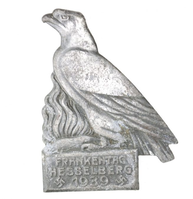 Frankentag Hesselberg 1939 badge